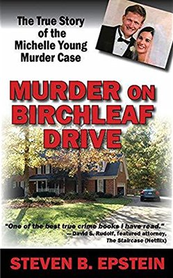 Murder on Birchleaf Drive book cover