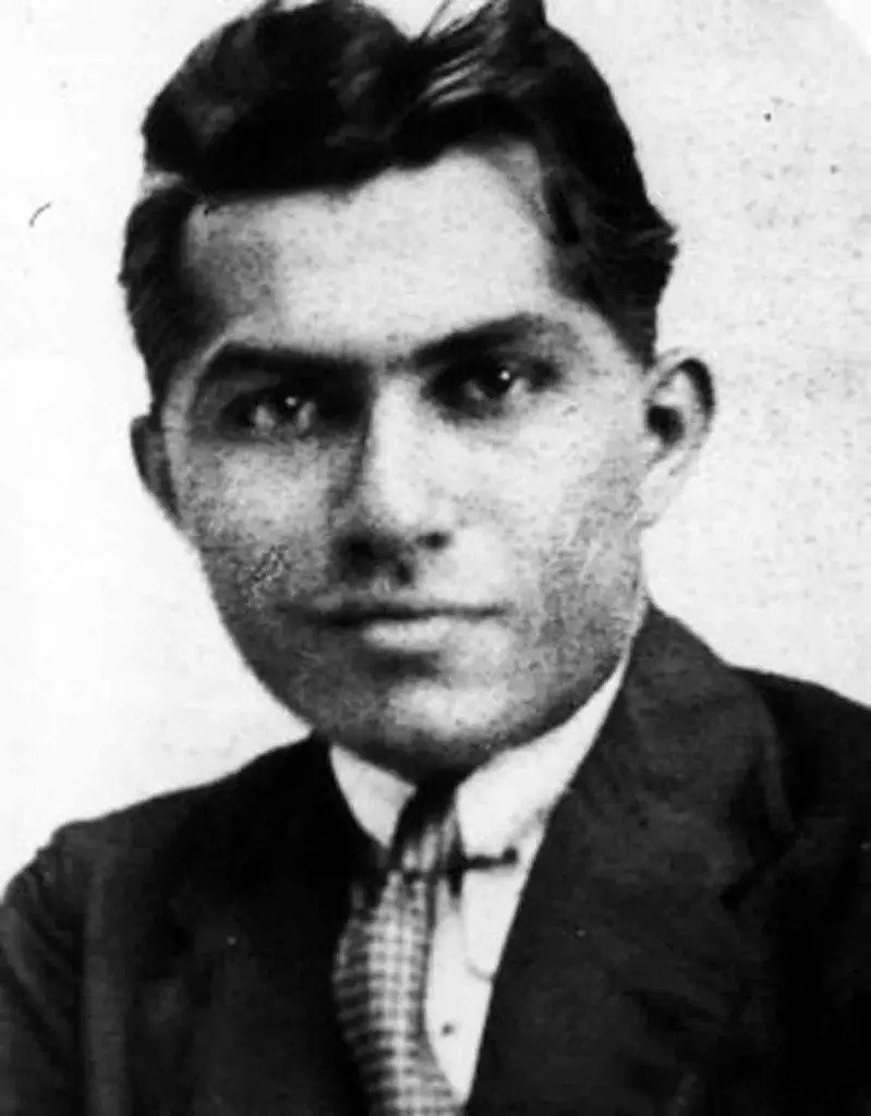 Photograph of Dr. Buck Ruxton around the time of the murders.