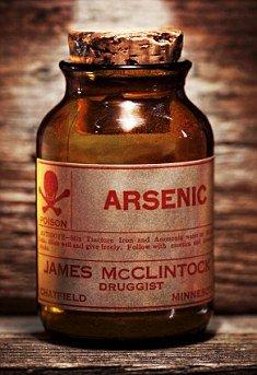 Bottle of Arsenic