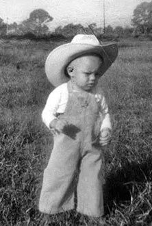 Little Jimmy Walker, age 3 at the time of the murders (In Colder Blood)
