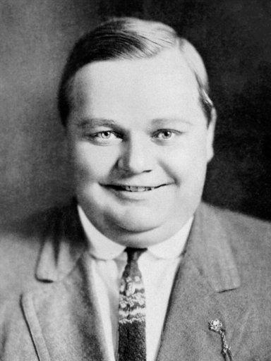 Photo of Fatty Arbuckle ca. 1919