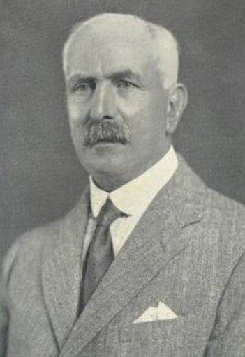 Chief Inspector Walter Dew of Scotland Yard