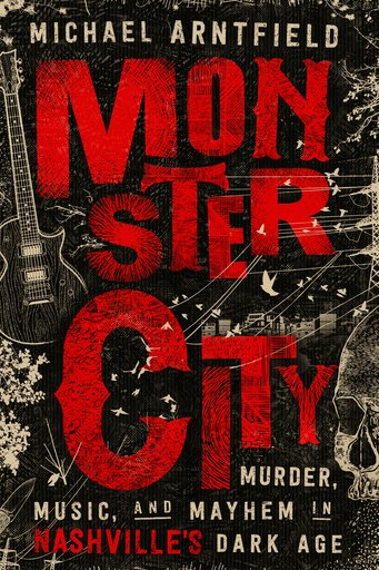 Monster City book cover