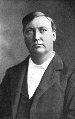 Frank Steunenberg, fourth Governor of the State of Idaho