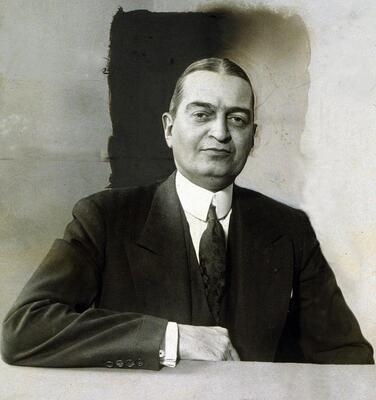 """Judge Crater, the """"Missingest Man in New York"""""""