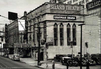 The Belasco Theater, Judge Crater's destination the night he disappeared