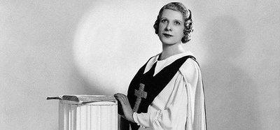 Sister Aimee in her heyday