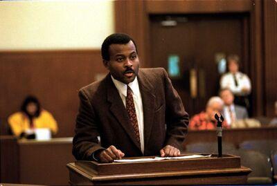 Colin Ferguson in court.