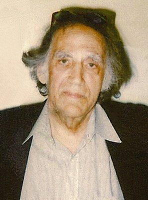 Radical lawyer William M. Kunstler ca. 1989 (Joel Seidenstein). Kunstler volunteered to defend Collin Ferguson without fee.