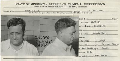 Police identification card for Harry Sawyer