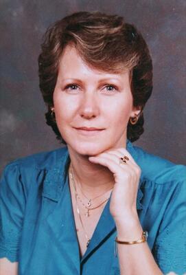 Peggy Carr portrait