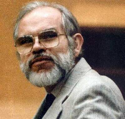 George Trepal at the time of his trial in 1991.