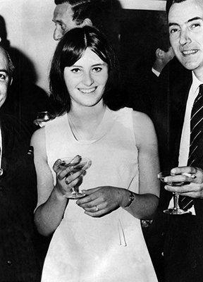 Claire Josephs, the neighbor Roger Payne murdered