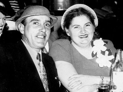 The Lonely Hearts Killers posing as Mr. & Mrs. Charles Martin