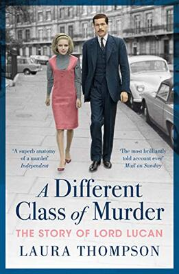 Book cover: A Different Class of Murder