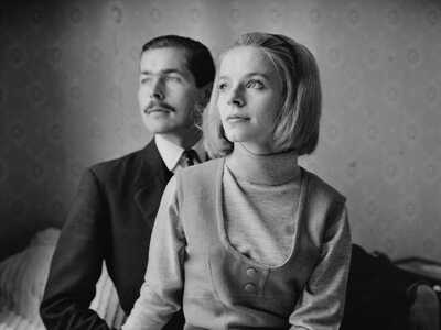 Lord and Lady Lucan in better days