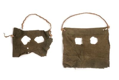 Masks used in the Farrow murders