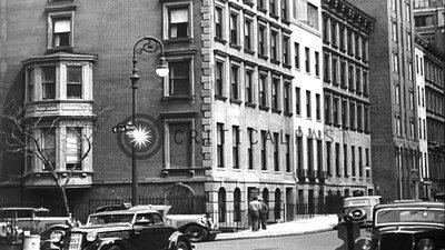 The Tittertons lived at 22 Beekman Place, Manhattan