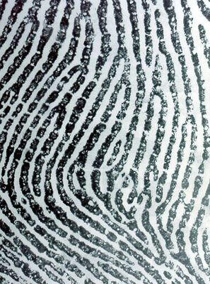 The thumbprint that convicted two murderers.