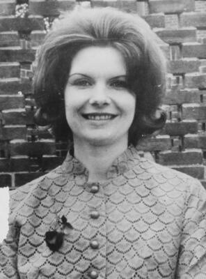 Sandra Rivett, the murdered nanny