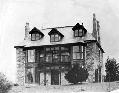 Mayfield in Cusop Dingle