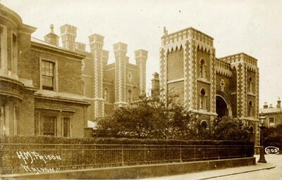 H.M. Prison Liverpool (formerly Walton Gaol)