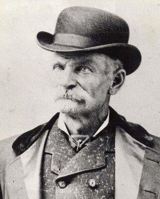 Charles E. Boles, a.k.a. Black Bart