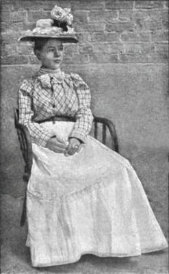 Pearl Hart's photo appeared in Cosmopolitan magazine