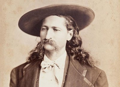 "James Butler ""Wild Bill"" Hickok"