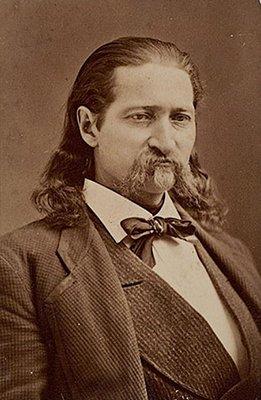 A more civilized version of Wild Bill Hickok