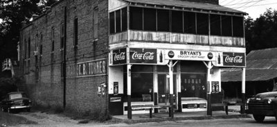 Bryant's Grocery and Meat Market ca. 1955