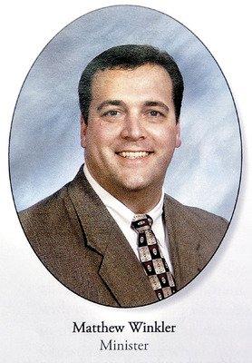 Rev. Matthew Winkler