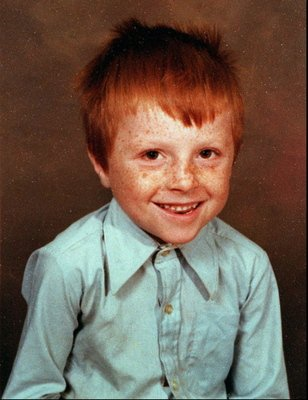 Ricky Stetson, the first boy Jourbet killed