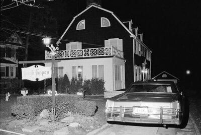The DeFeo house at 112 Ocean Avenue (Associated Press)