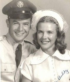 Dorothy Gay Howard and her soon-to-be-ex-husband David G. Powell. Police suspet Harvey Glatman killed Howard but he was not convicted of that crime.